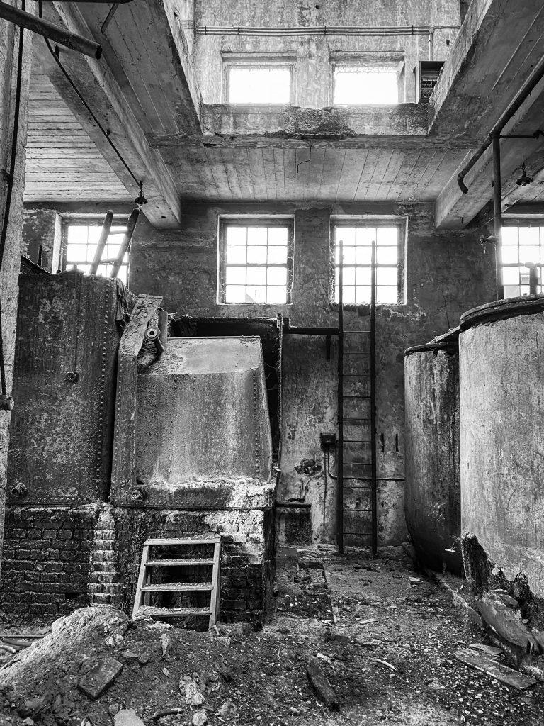 Urbex abandoned factory Nordrhein westfalen