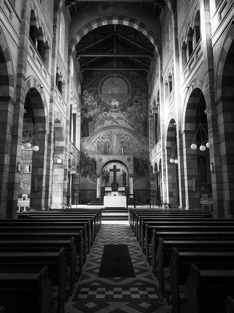 Urbex Redemptorists church